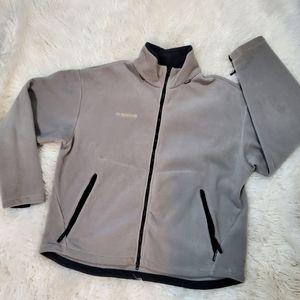 EUC Columbia Titanium Full Zip Fleece XXL